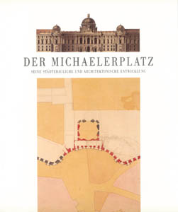 Der Michaelerplatz in Wien